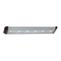 Sea Gull Lighting Ambiance Tinted Aluminum 13-Inch LED Linear Light