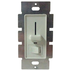American Lighting Dimmers White 4-1/4-Inch Under Cabinet Light Accessory