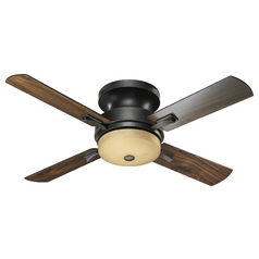Quorum Lighting Davenport Old World Ceiling Fan with Light