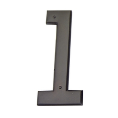 Atlas Homewares House Number in Aged Bronze Finish RCN1-O