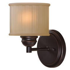 Kenroy Home Barney Oil Rubbed Bronze Sconce