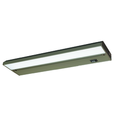 14-Inch Oil-Rubbed Bronze Noble LED Under Cabinet Light