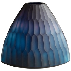 Cyan Design Halifax Blue Vase
