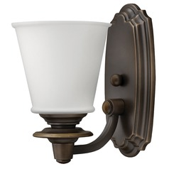 Hinkley Lighting Plymouth Olde Bronze Sconce