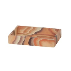 Dimond Home Desert Agate Soap Dish