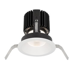 WAC Lighting Volta White LED Recessed Trim