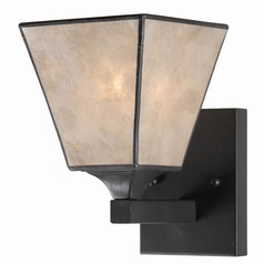 Kenroy Home Capell Bronze Sconce