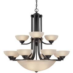 Dolan Designs Lighting Fifteen-Light Chandelier 206-78