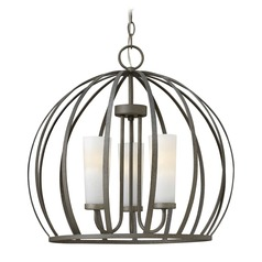 Frederick Ramond Renata Blacksmith Chandelier