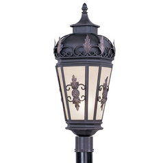 Livex Lighting Berkshire Bronze Post Light