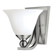 Hinkley Lighting Bolla Brushed Nickel LED Sconce