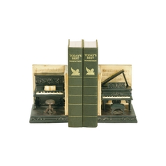 Dueling Piano Bookends
