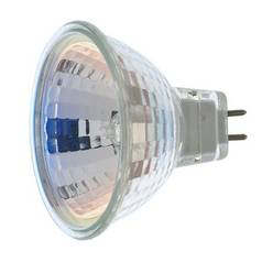 Satco Products, Inc. 50-Watt MR16 Tungsten Halogen Reflector Bulb 50MR16/FL