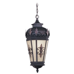 Livex Lighting Berkshire Bronze Outdoor Hanging Light