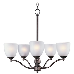 Maxim Lighting Stefan Oil Rubbed Bronze Chandelier