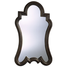Arabesque 30-Inch Mirror