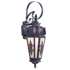 Livex Lighting Berkshire Bronze Outdoor Wall Light