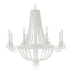 Savoy House Lighting Geneva Porcellan Chandelier