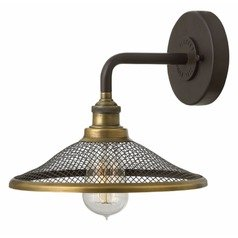 Hinkley Lighting Rigby Buckeye Bronze Sconce