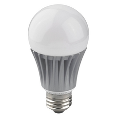 Dimmable A19 LED Light Bulb (3000K) - 60-Watt Equivalent