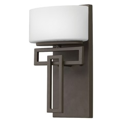 Hinkley Lighting Lanza Buckeye Bronze Sconce