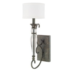 Capital Lighting Everleigh French Greige Sconce