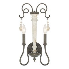 Capital Lighting Vineyard French Country Sconce