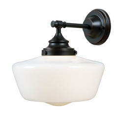 Kenroy Home Cambridge Oil Rubbed Bronze Sconce