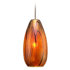 WAC Lighting Pacific Northwest Collection Chrome Track Pendant