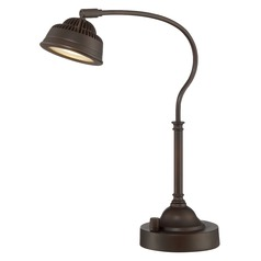 Quoizel Palladian Bronze LED Table Lamp