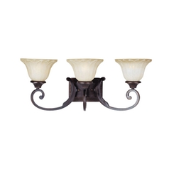 Maxim Lighting Allentown Oil Rubbed Bronze Bathroom Light
