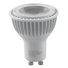 SunSun Lighting Dimmable MR16 GU10 LED Flood Light Bulb (3000K) - 50-Watt Equivalent LEDZ 6.5W MR16 GU10 DIM 120V