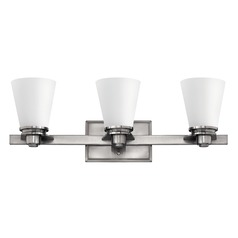 Hinkley Lighting Avon Brushed Nickel LED Bathroom Light