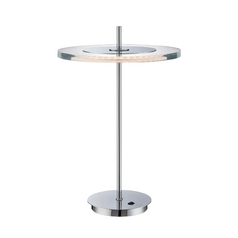 Lite Source Lighting Lite Source Lighting Otoniel Chrome LED Table Lamp LS-22080