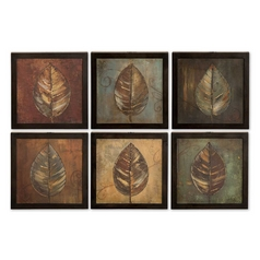 Uttermost Lighting Wall Art in Multi-Color Finish 50890