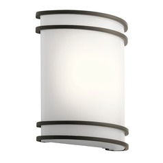 Transitional LED Sconce Olde Bronze by Kichler Lighting