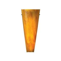 20-1/8-Inch Tall Cone Wall Sconce