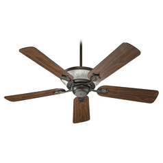 Quorum Lighting Roderick Oiled Bronze Ceiling Fan with Light