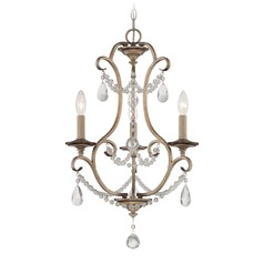 Designers Fountain Gala Argent Silver Chandelier