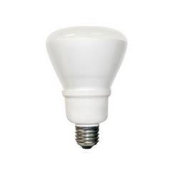 TCP Lighting 14-Watt R30 Compact Fluorescent Light Bulb for Indoor/Outdoor Use 4R3014A