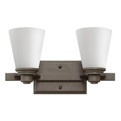 Hinkley Lighting Avon Buckeye Bronze Bathroom Light