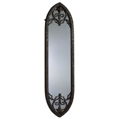 Morrison Oval 14-Inch Mirror