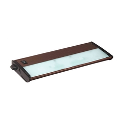 Maxim Lighting Countermax Mx-X12 Metallic Bronze 13-Inch Under Cabinet Light