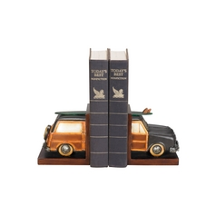 Vintage Car Bookends