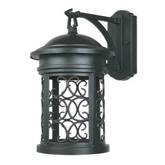Outdoor Wall Light in Oil Rubbed Bronze Finish