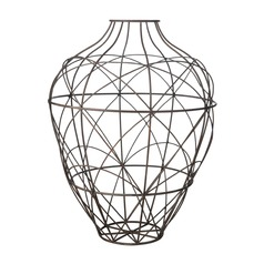 Russet Wire Vessel - Large