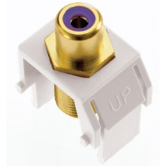 Legrand Adorne Subwoofer RCA to F-Connector