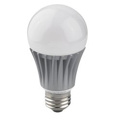 SunSun Lighting Dimmable LED A19 Light Bulb (2700K) - 60-Watt Equivalent LEDZ 9.5W A19 DIM 120V