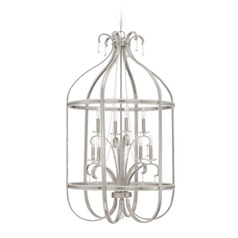 Craftmade Andrianna Brushed Nickel Pendant Light