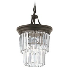 Kichler Lighting Emile Olde Bronze Pendant Light